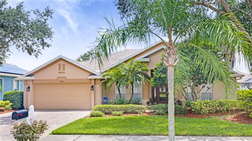 Photo of 992 Carriage Hill Road, Melbourne, FL 32940 (MLS # 912127)
