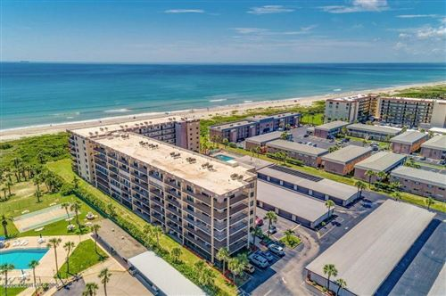 Photo of 3170 N Atlantic Avenue #205, Cocoa Beach, FL 32931 (MLS # 879131)