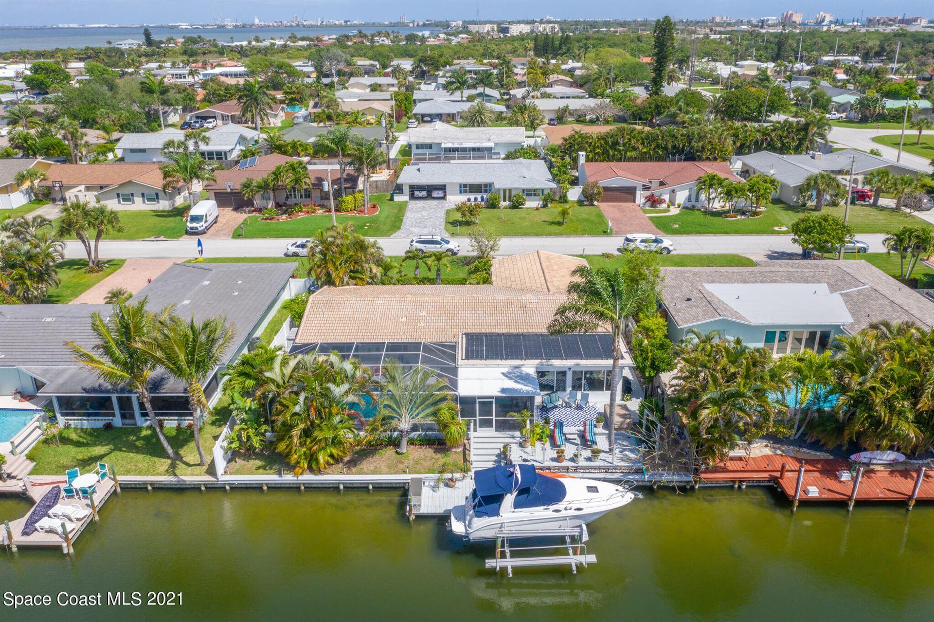 319 Dorset Drive, Cocoa Beach, FL 32931 - #: 901131