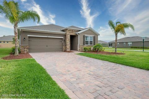 740 Remington Green Drive, Palm Bay, FL 32909 - #: 895132
