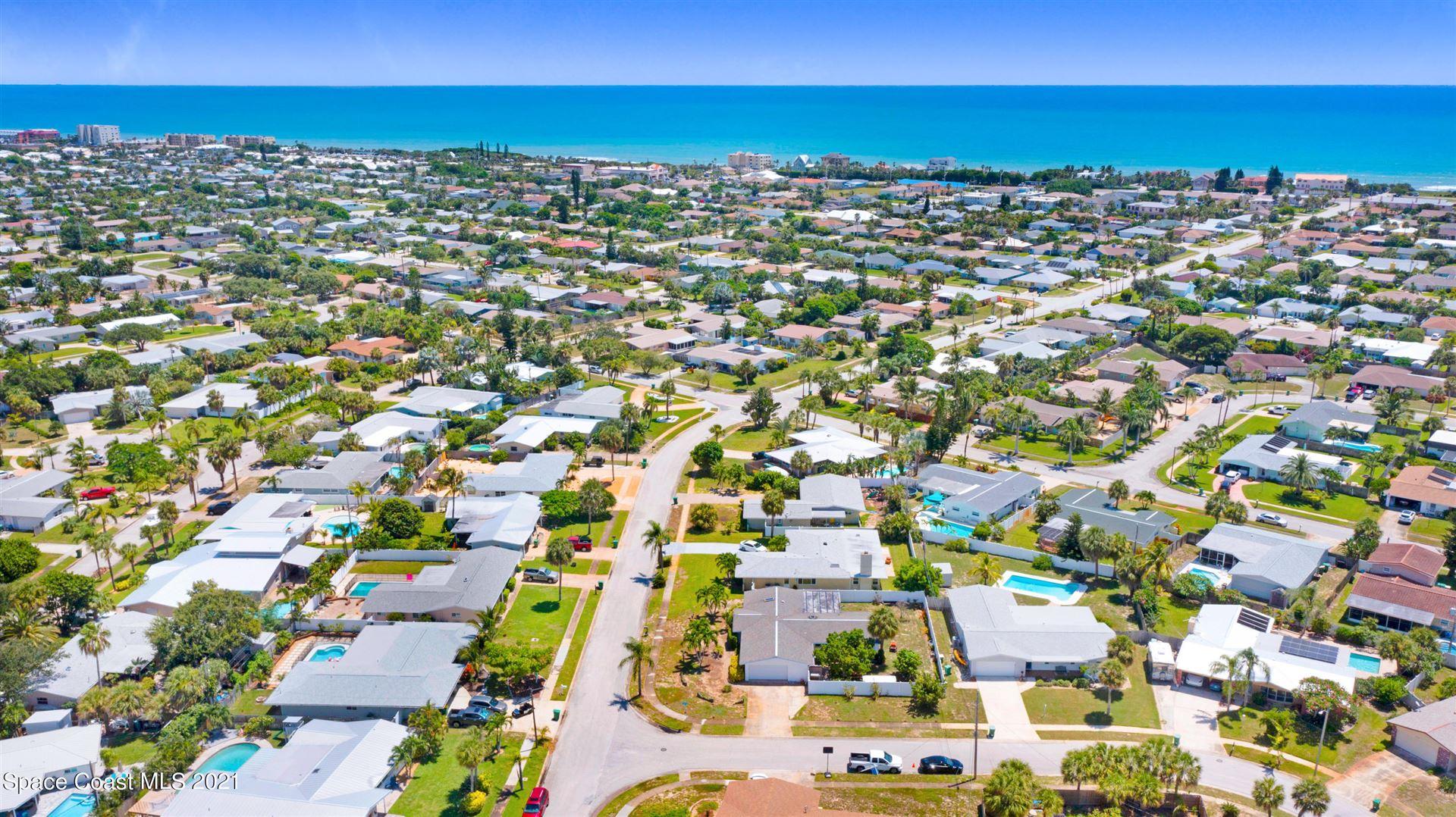 235 Sunrise Avenue, Satellite Beach, FL 32937 - #: 910134