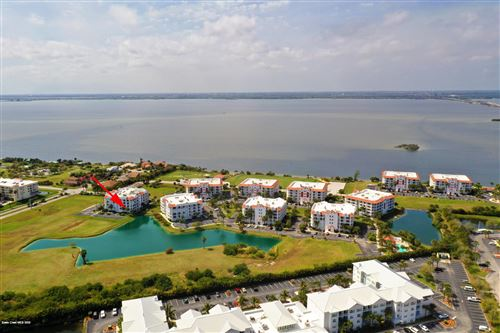 Photo of 768 Lago Drive #201, Cape Canaveral, FL 32920 (MLS # 870137)