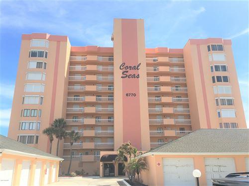 Photo of 6770 Ridgewood Avenue #1103, Cocoa Beach, FL 32931 (MLS # 904139)
