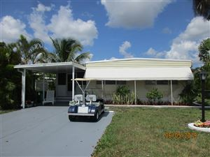 Photo of 427 Plover Drive, Barefoot Bay, FL 32976 (MLS # 847140)