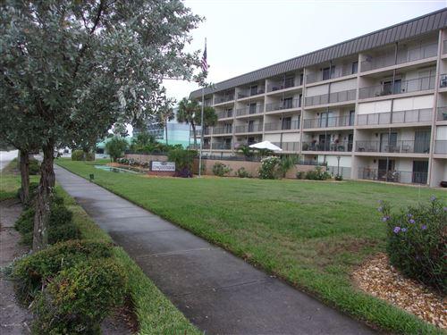 Photo of 4105 Ocean Beach Boulevard #125, Cocoa Beach, FL 32931 (MLS # 882141)