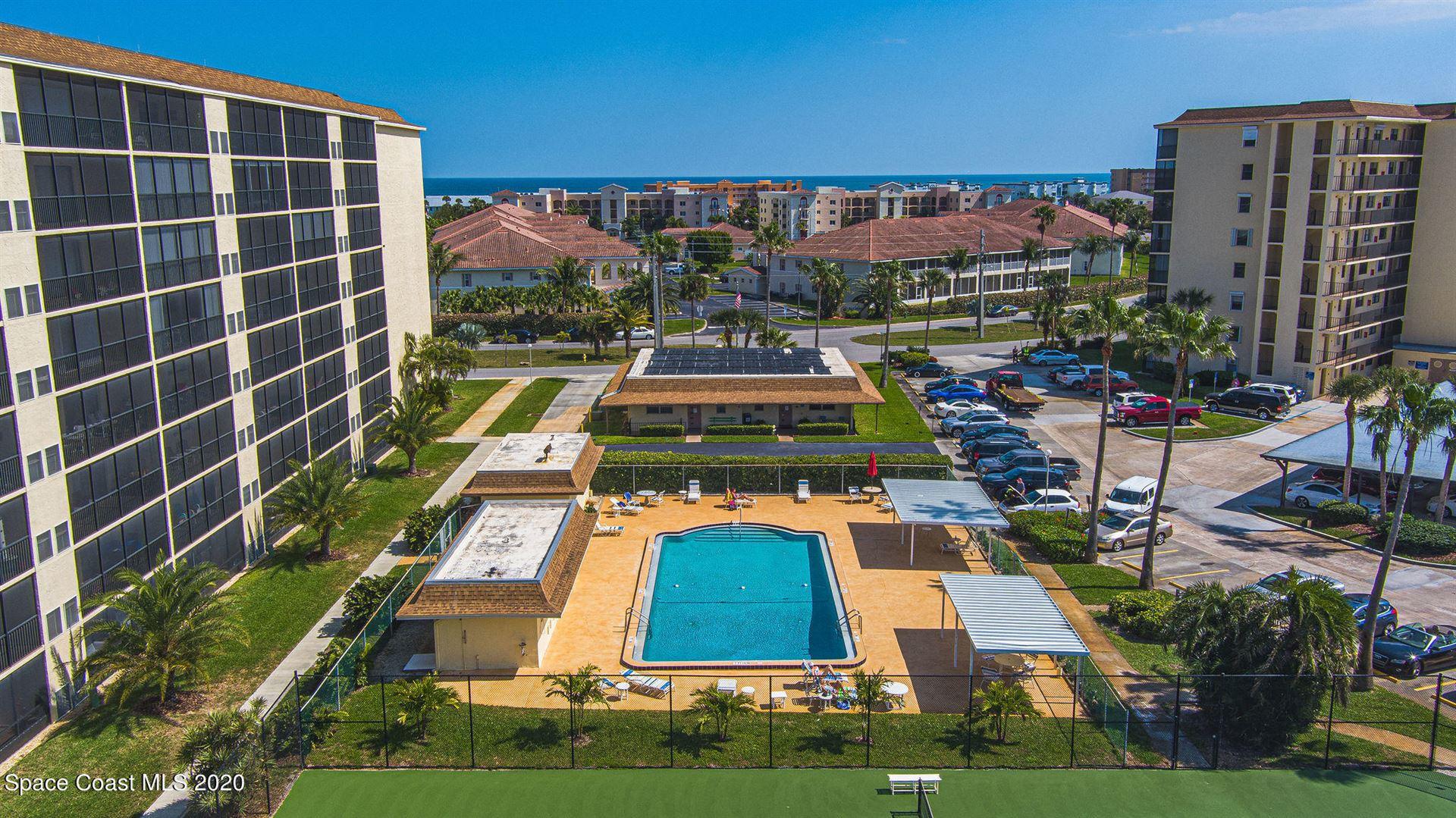520 Palm Springs Boulevard #613, Indian Harbour Beach, FL 32937 - #: 898143