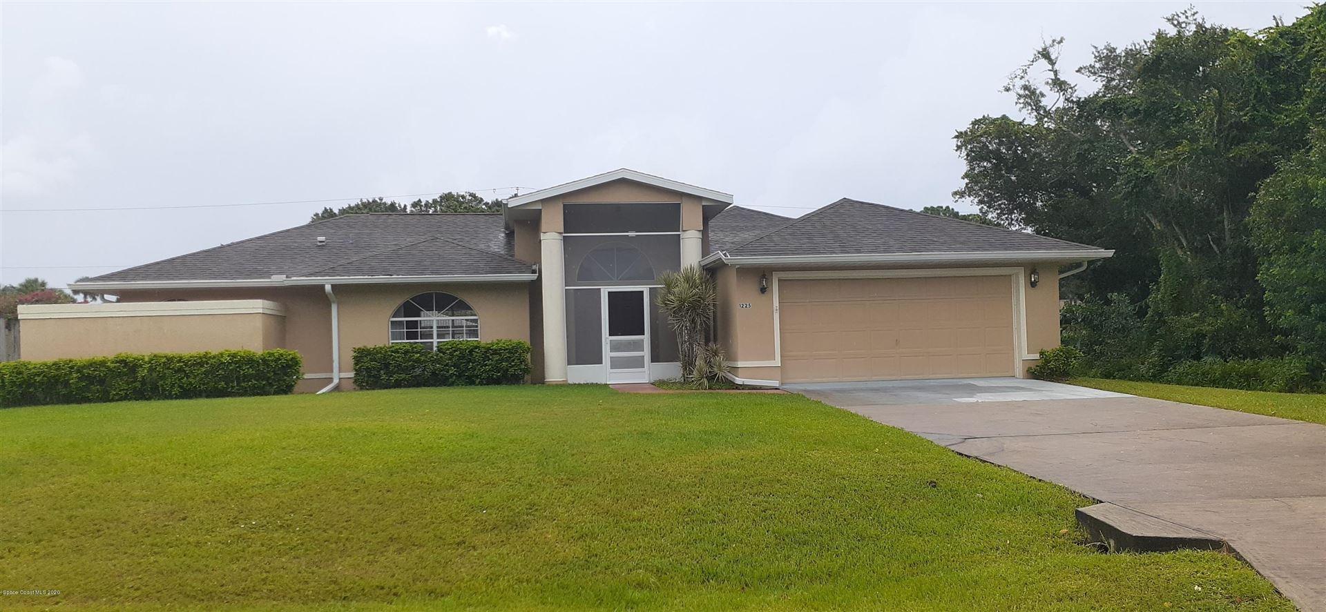 1225 N Drill Avenue, Palm Bay, FL 32907 - MLS#: 881147