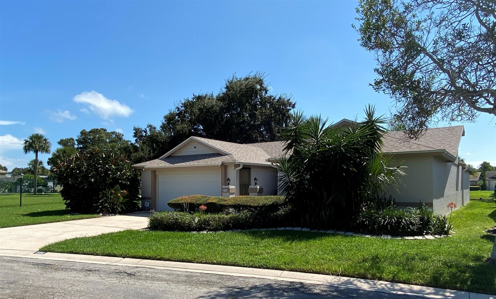 330 Oak Haven Drive, Melbourne, FL 32940 - #: 887147