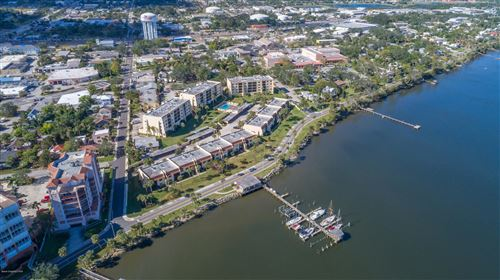 Photo of 115 Indian River Drive #321, Cocoa, FL 32922 (MLS # 888151)