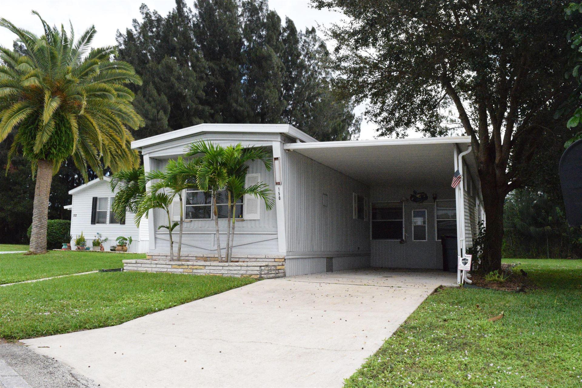 150 Holiday Park Boulevard, Palm Bay, FL 32907 - #: 890152
