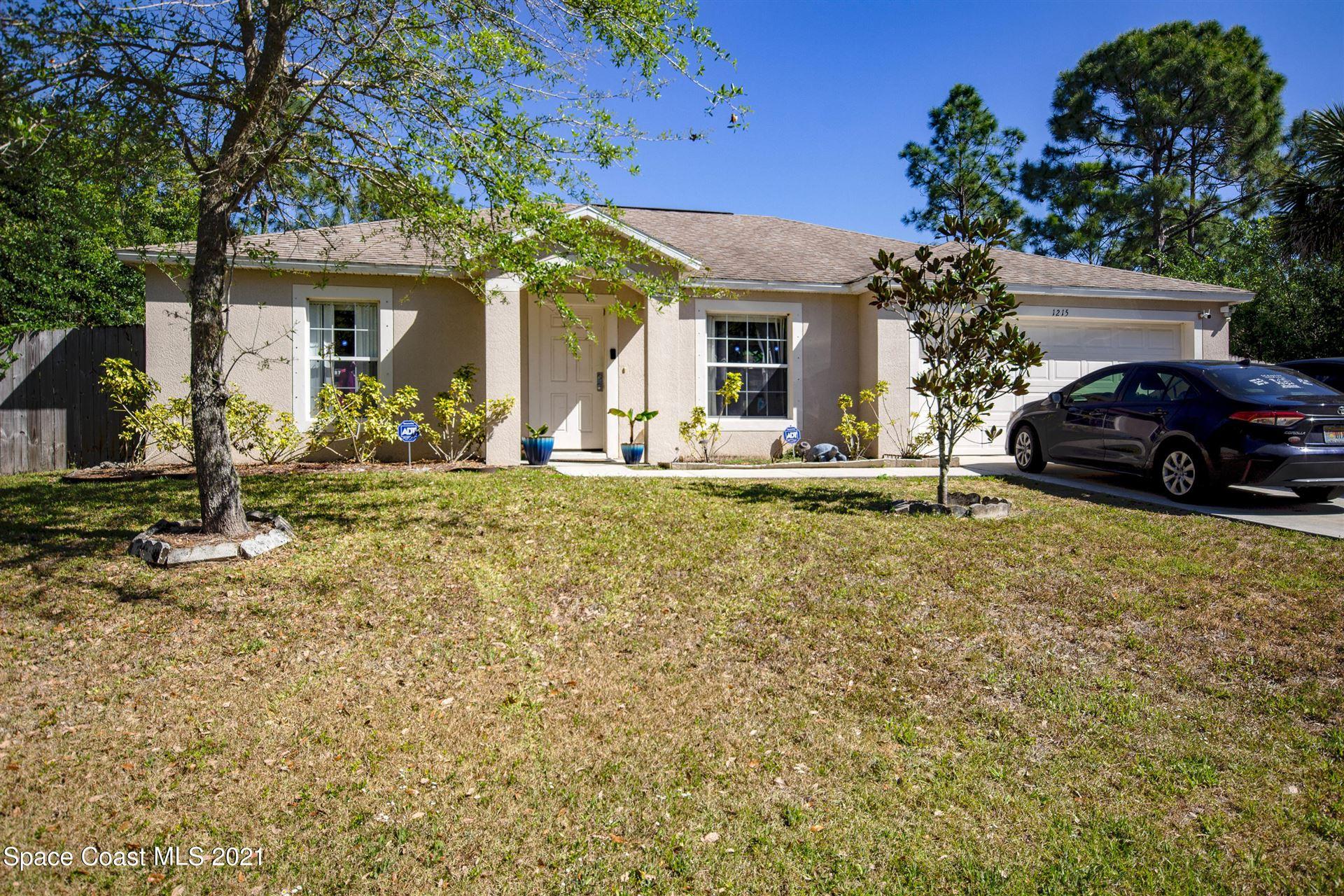 1215 Windingdale Street, Palm Bay, FL 32909 - #: 901153