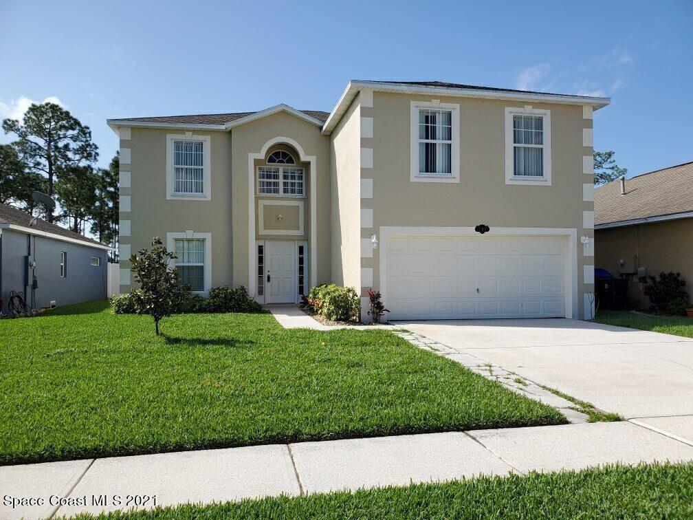 707 Peachtree Street, Titusville, FL 32780 - #: 901156
