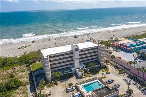 Photo of 15 N Atlantic Avenue #301, Cocoa Beach, FL 32931 (MLS # 887157)