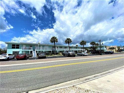Photo of 7605 Ridgewood Avenue #1-11, Cape Canaveral, FL 32920 (MLS # 904157)