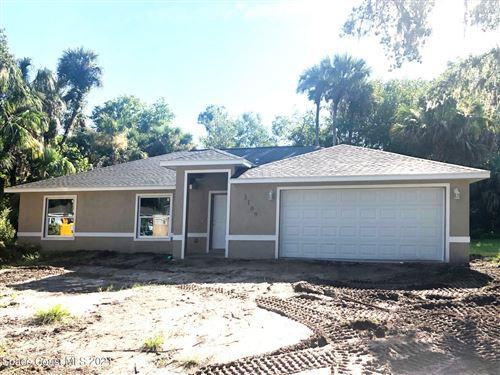 Photo of 3109 Mango Tree Drive, Edgewater, FL 32141 (MLS # 911161)