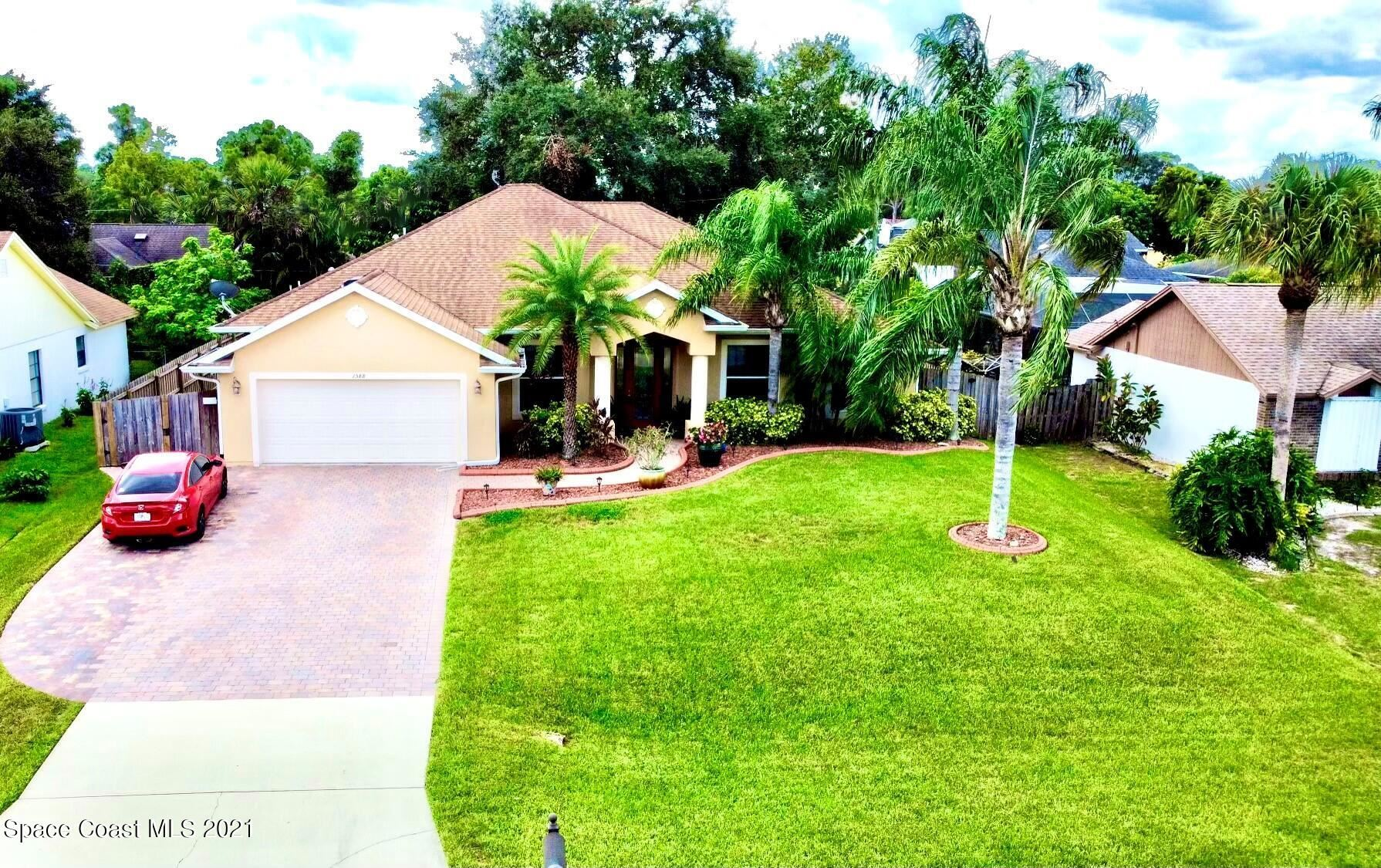 1588 Elmhurst Circle, Palm Bay, FL 32909 - #: 916162