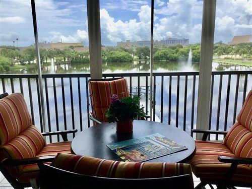 Photo of 3613 S Banana River Boulevard #D306, Cocoa Beach, FL 32931 (MLS # 882164)