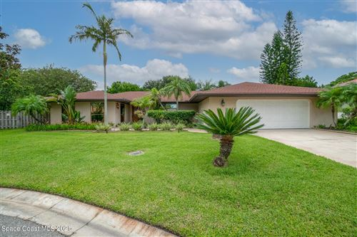 Photo of 536 Southern Hills Court, Melbourne, FL 32940 (MLS # 911164)
