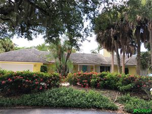 Photo of 421 Arrowhead Trail, Indian River Shores, FL 32963 (MLS # 857166)