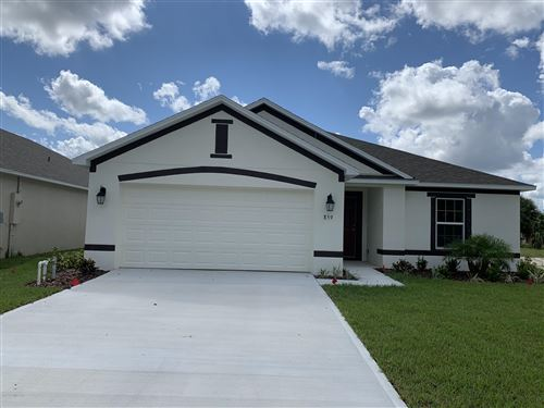 Photo of 859 SW Corbin Circle, Palm Bay, FL 32908 (MLS # 872167)
