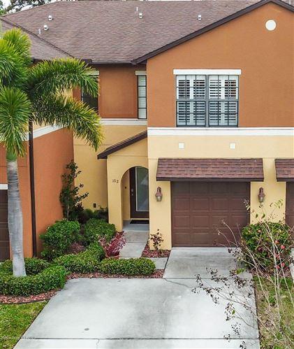 Photo of 1385 Lara Cir Circle #102, Rockledge, FL 32955 (MLS # 891167)