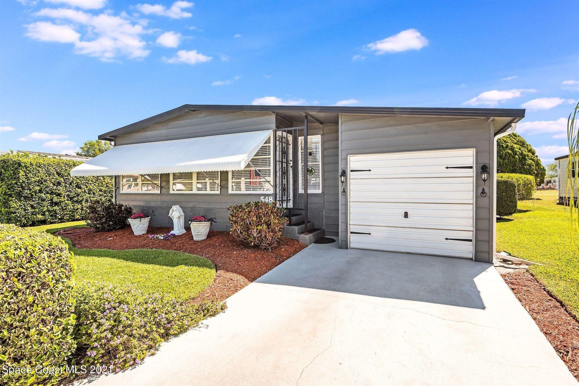 548 Ruth Circle, Melbourne, FL 32904 - #: 902167