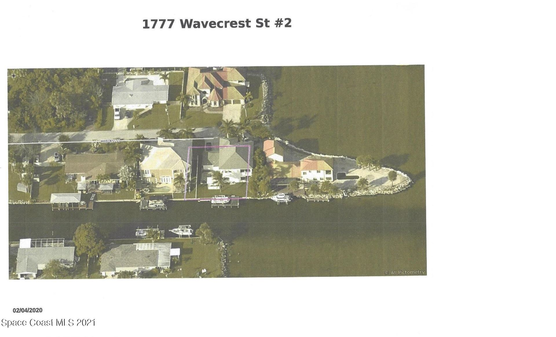 1777 Wavecrest Street, Merritt Island, FL 32952 - #: 905167