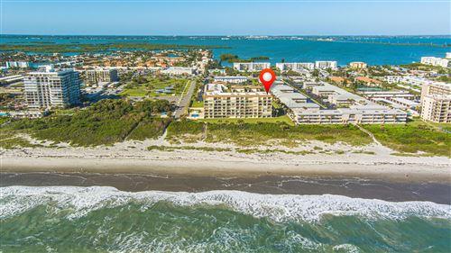 Photo of 3060 N Atlantic Avenue #701, Cocoa Beach, FL 32931 (MLS # 891169)