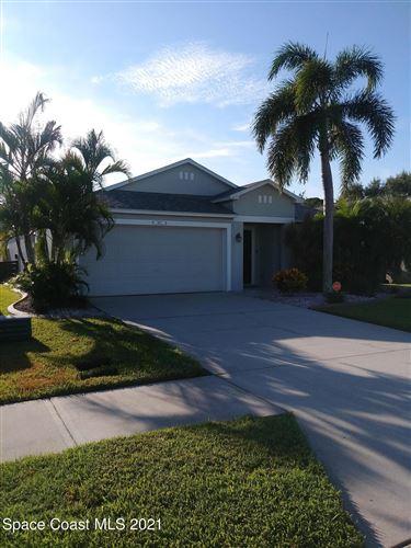 Photo of 962 Brumpton Place, Rockledge, FL 32955 (MLS # 911170)