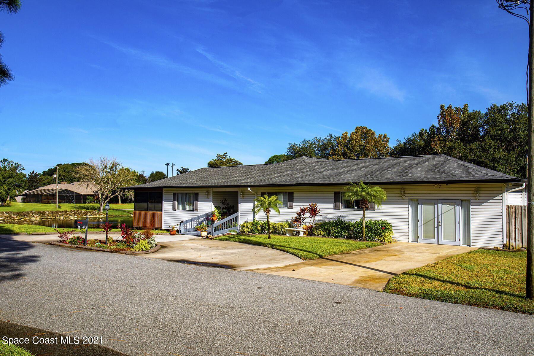 350 Pine Boulevard, Merritt Island, FL 32952 - #: 915170