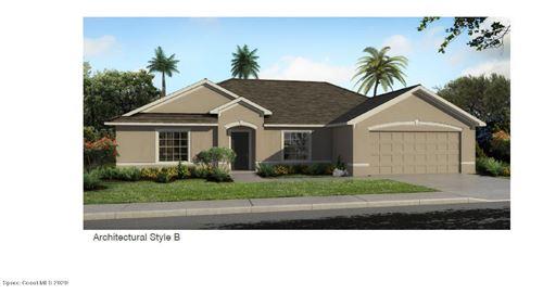 Photo of 399 SW Unknown Street, Palm Bay, FL 32908 (MLS # 872171)