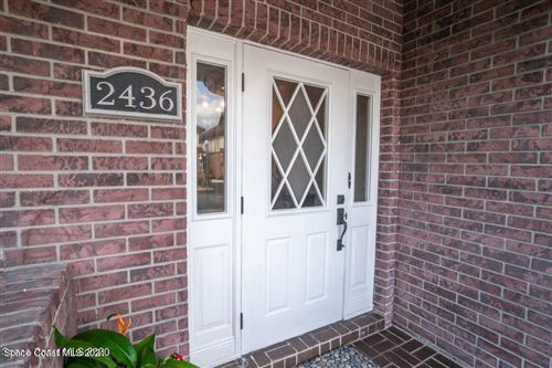 Photo of 2436 Carriage Court #2, Melbourne, FL 32903 (MLS # 902171)