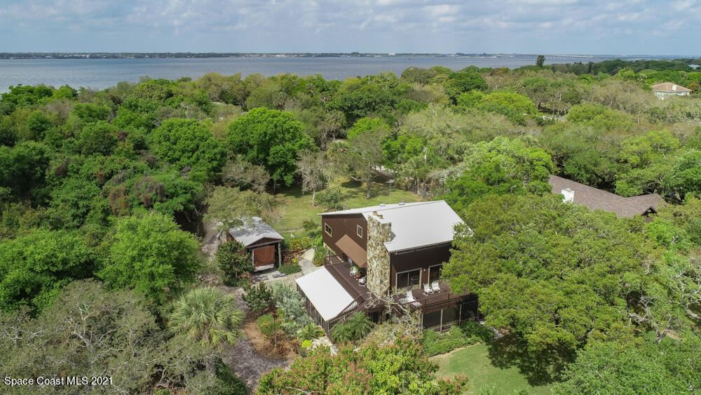 9550 S Tropical Trail, Merritt Island, FL 32952 - #: 900171