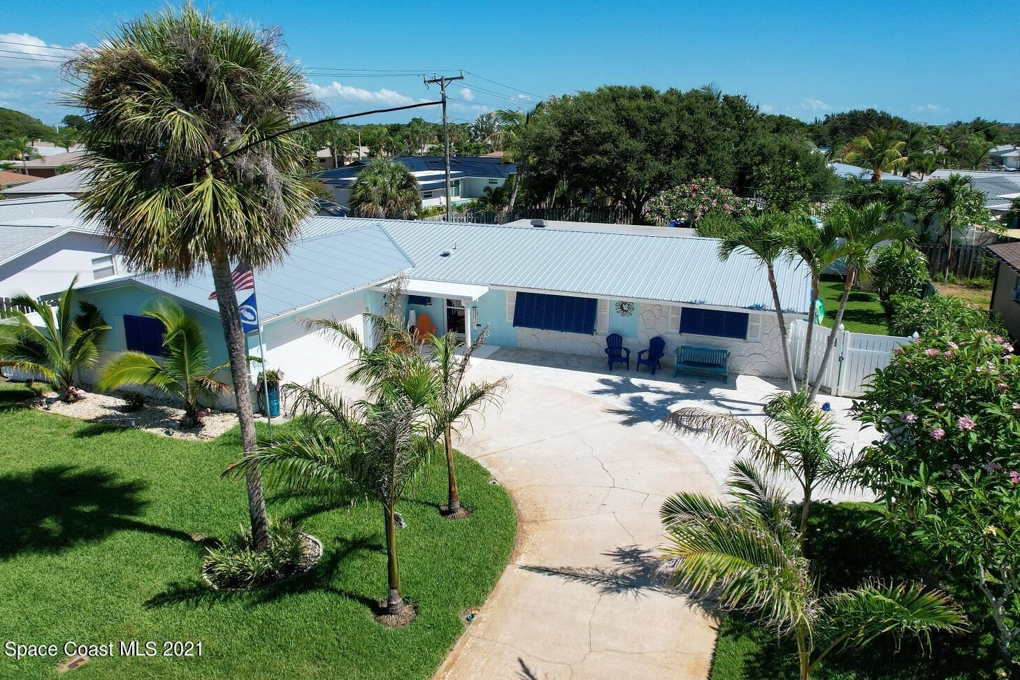 280 Lynn Avenue, Satellite Beach, FL 32937 - #: 916171