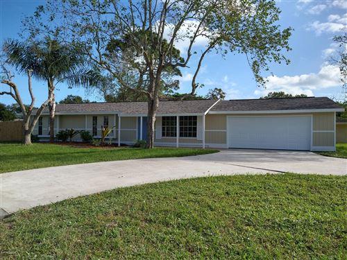Photo of 791 NE Cranbrook Avenue, Palm Bay, FL 32905 (MLS # 891173)