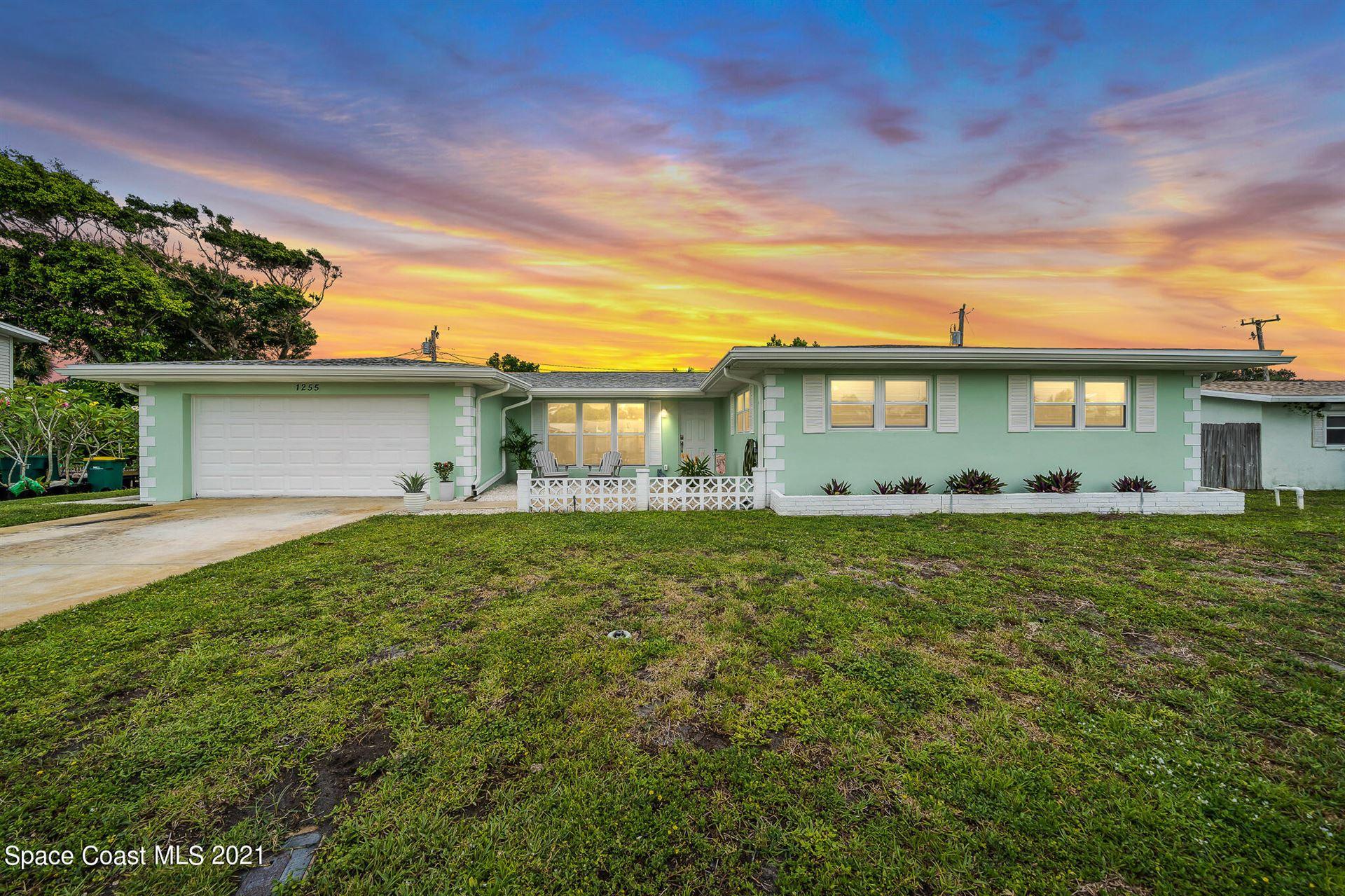 1255 Seminole Drive, Indian Harbour Beach, FL 32937 - #: 914175