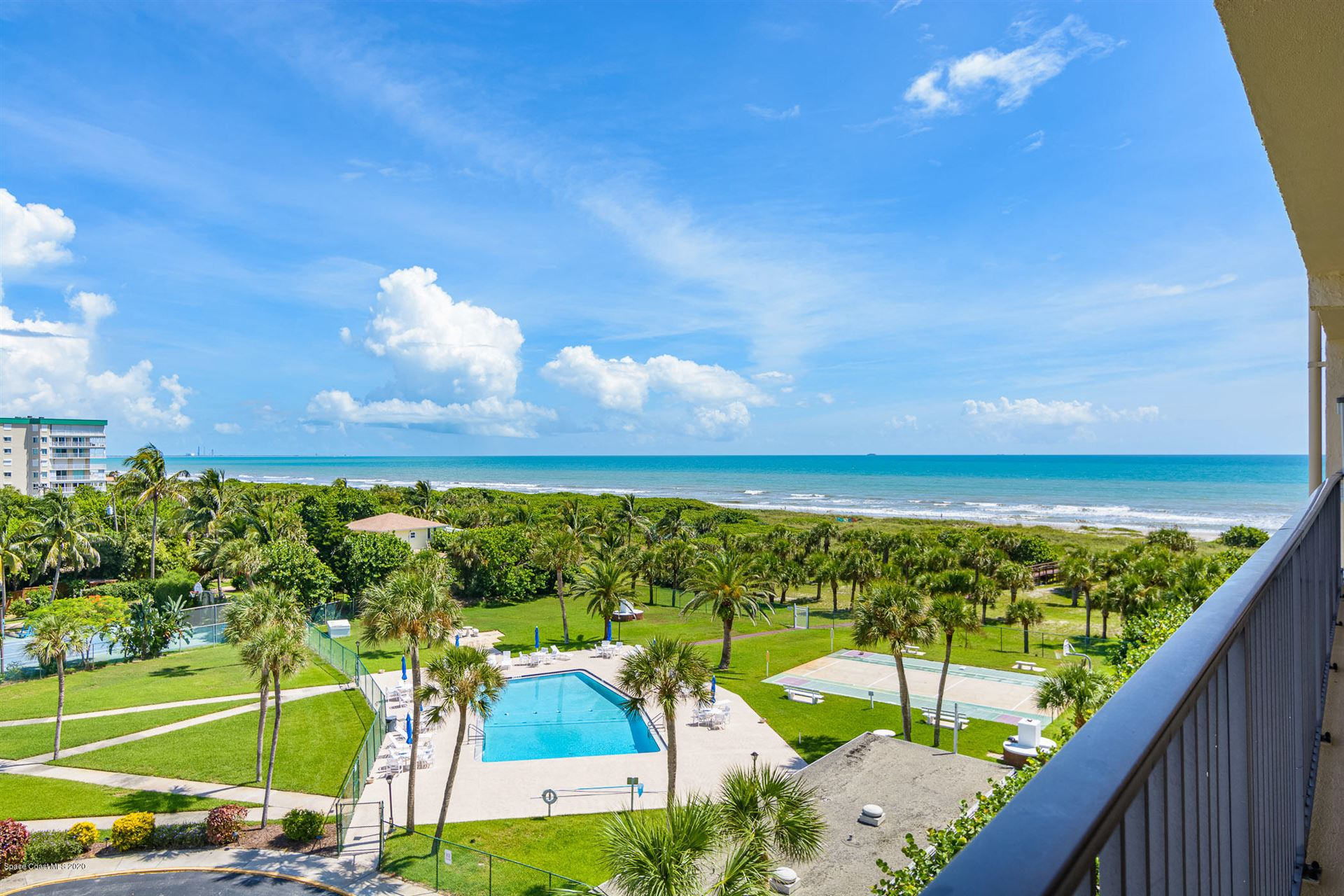 Photo for 3170 N Atlantic Avenue #614, Cocoa Beach, FL 32931 (MLS # 884176)