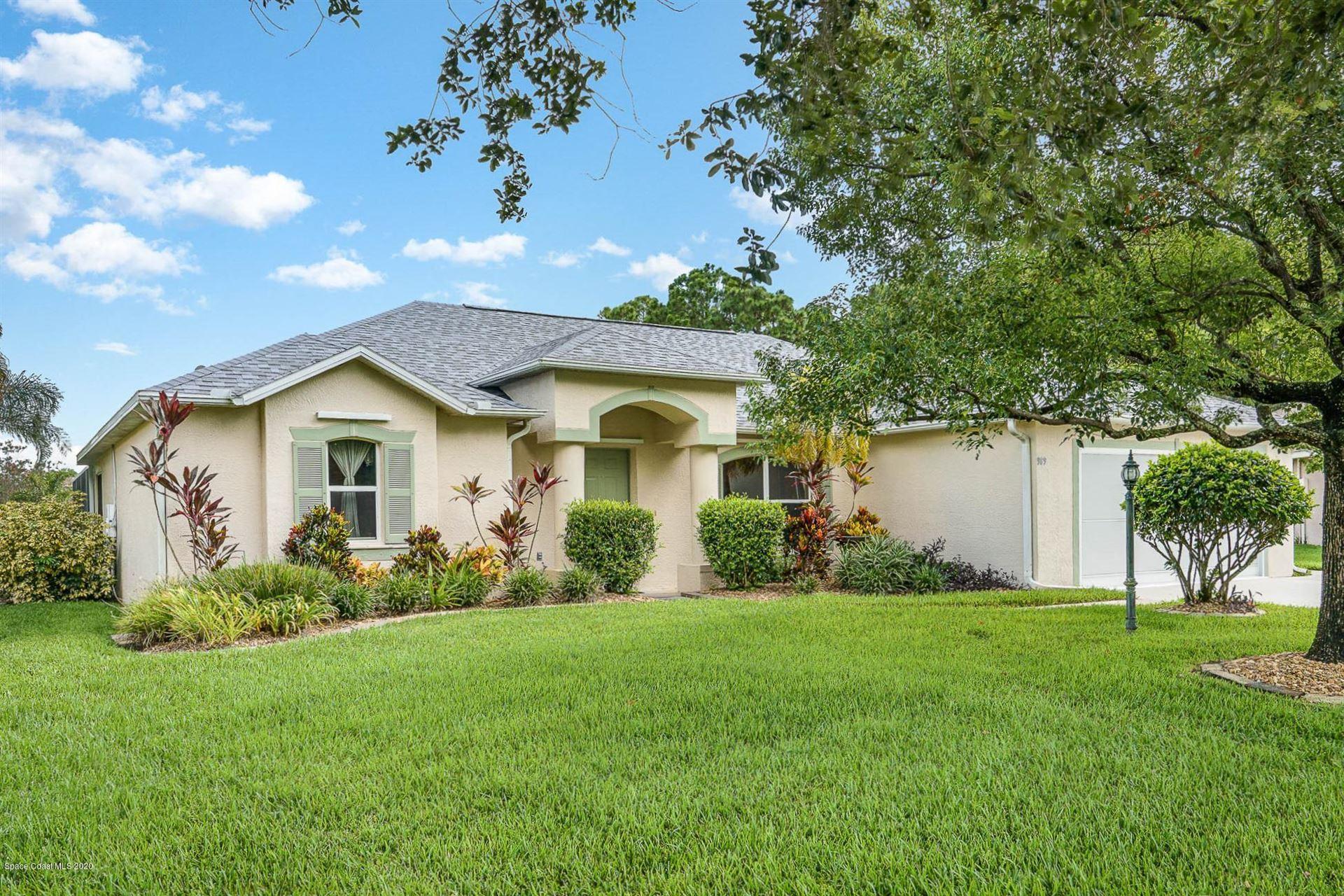 989 Gardenbrook Court, Palm Bay, FL 32909 - #: 885176
