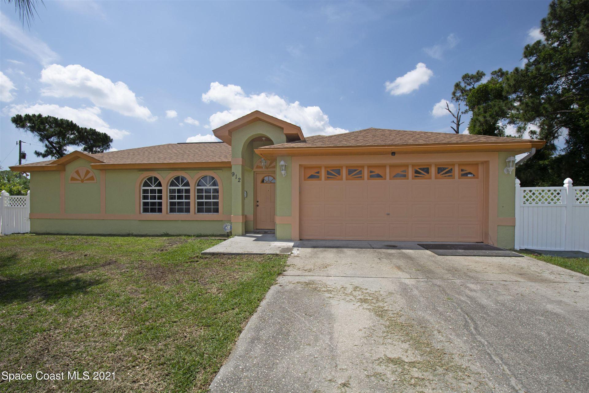 912 Brickell Street, Palm Bay, FL 32909 - #: 904176