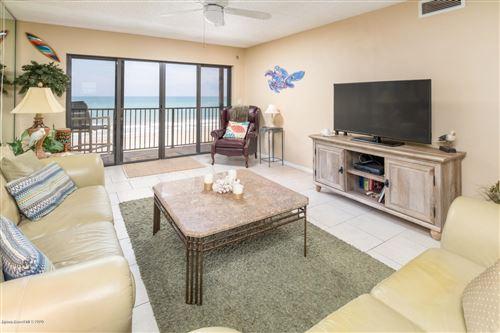 Photo of 1251 S Atlantic Avenue #503, Cocoa Beach, FL 32931 (MLS # 886177)