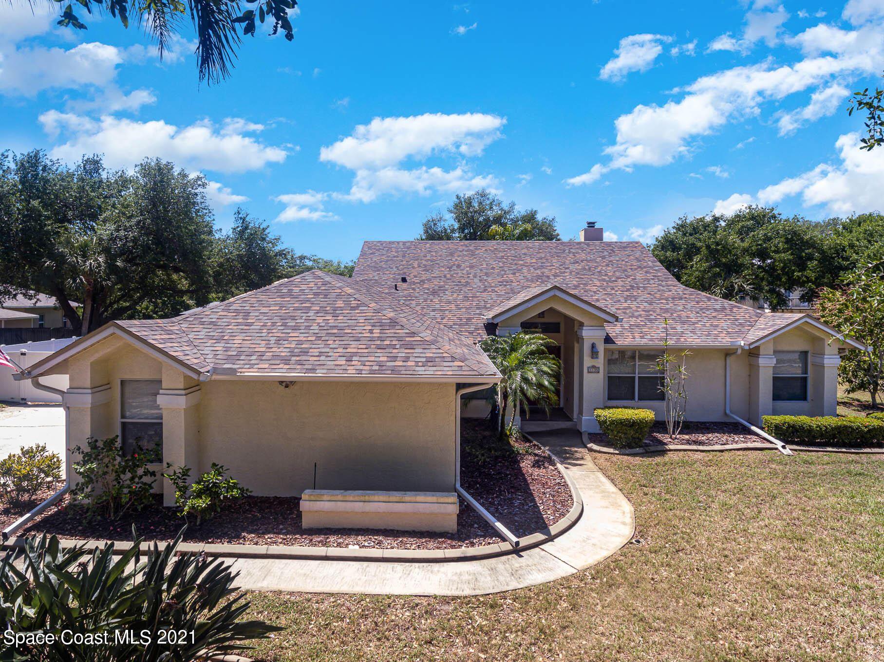 1135 Old Parsonage Drive, Merritt Island, FL 32952 - #: 900178