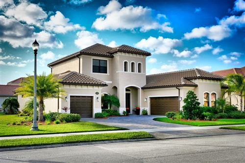 Photo of 6796 Arroyo Drive, Melbourne, FL 32940 (MLS # 866179)