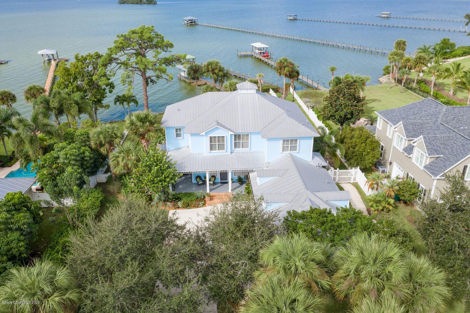 392 Waterside Drive, Merritt Island, FL 32952 - #: 886180