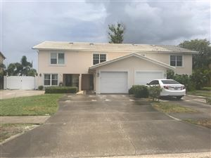 Photo of 53 Anchor Drive, Indian Harbour Beach, FL 32937 (MLS # 847185)