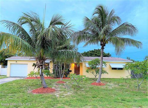 Photo of 621 Sea Gull Drive, Satellite Beach, FL 32937 (MLS # 911185)