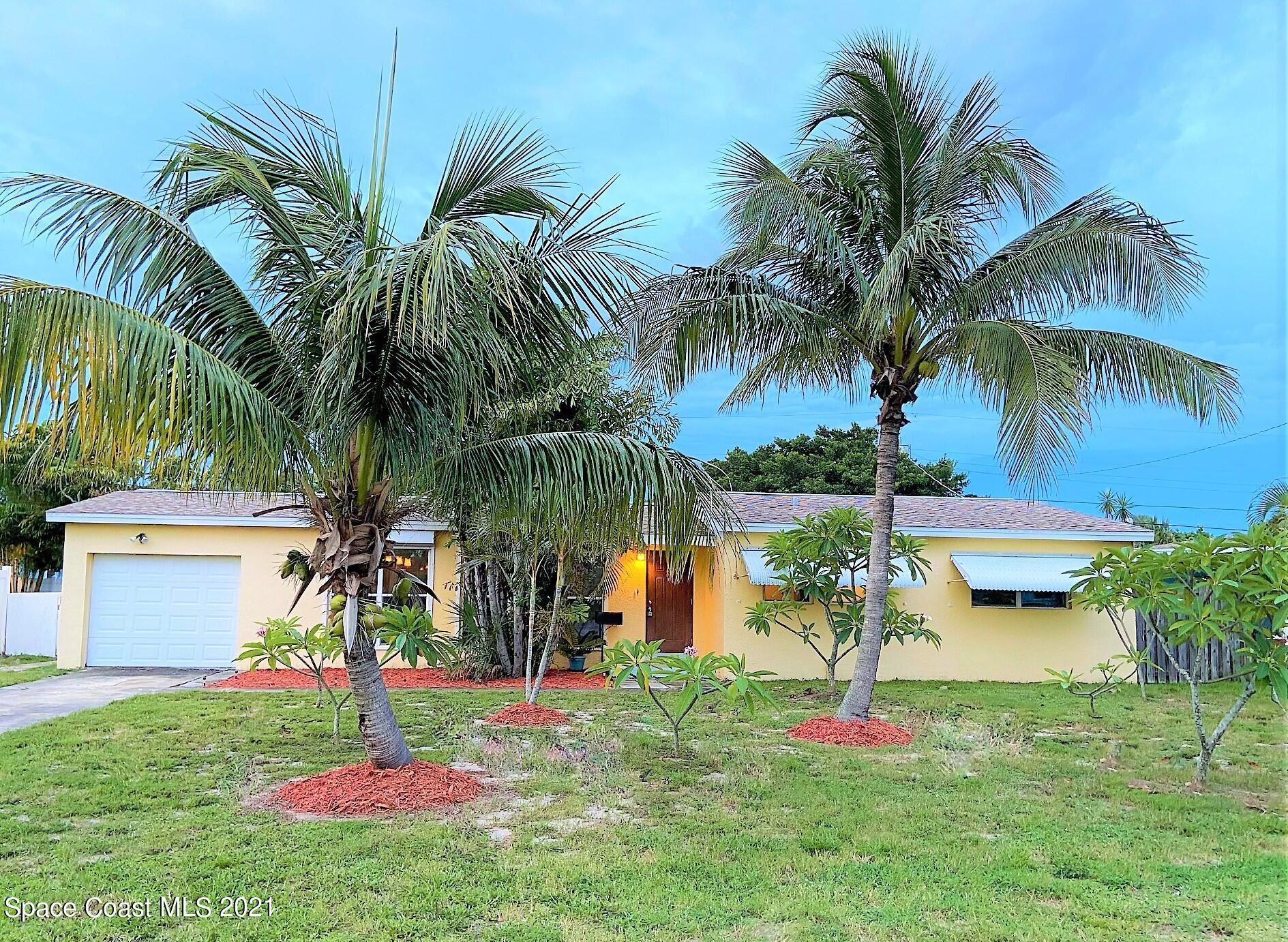 621 Sea Gull Drive, Satellite Beach, FL 32937 - #: 911185