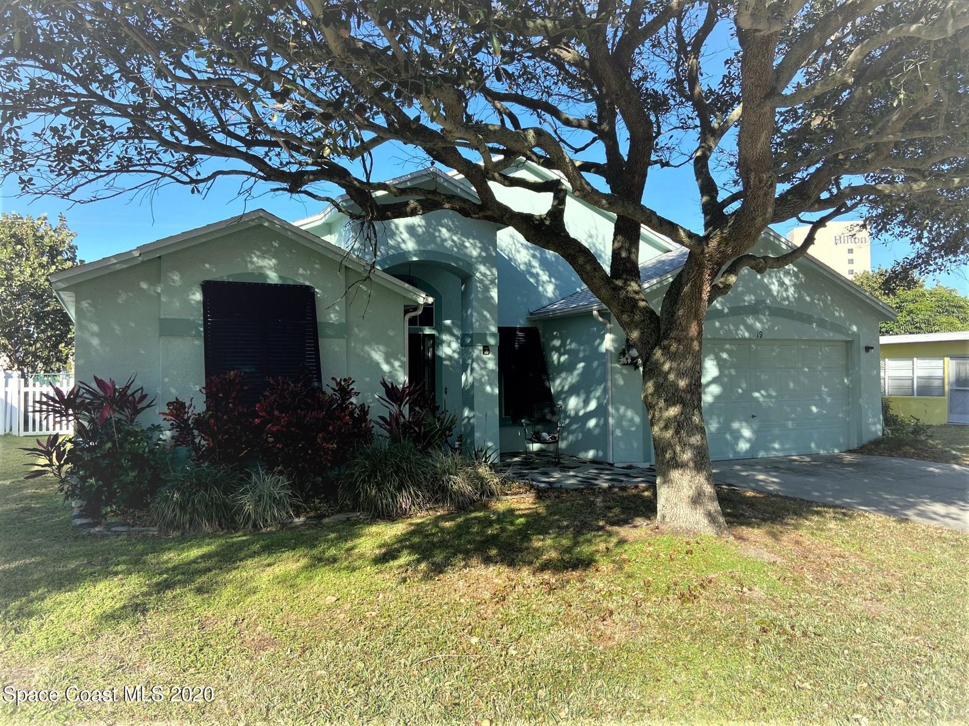 19 N North Court, Indialantic, FL 32903 - #: 893186