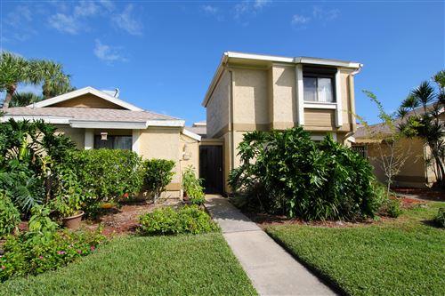Photo of 1001 Abada Court #106, Palm Bay, FL 32905 (MLS # 891187)