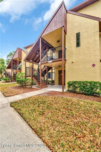 Photo of 7821 Maplewood Drive #405, West Melbourne, FL 32904 (MLS # 893187)
