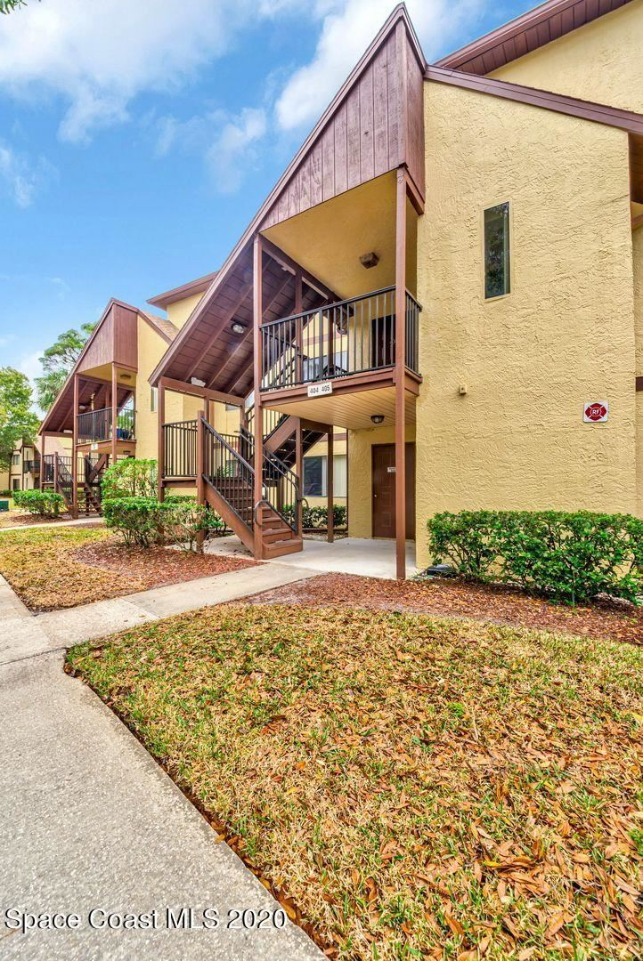 7821 Maplewood Drive #405, West Melbourne, FL 32904 - #: 893187
